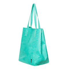MED SHOPPING CROCO ACQUA - comprar online