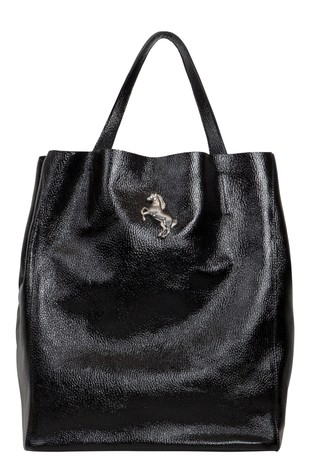SHOPPING BAG NEGRO