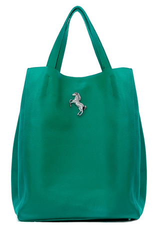 SHOPPING BAG VERDE