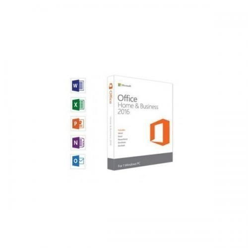 MICROSOFT OFFICE HOME And BUSINISESS 2016box  (T5D-02713) - comprar online