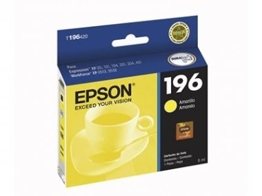 Cart Epson T196420 Stylus XP201/XP401 Yellow