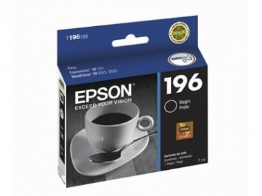 Cart Epson T196120 Stylus XP401 Black
