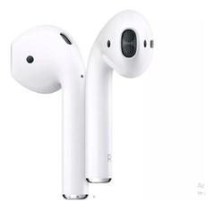 AIRPODS APPLE GENERACION 2 C/CARGA WIRELESS (Código: MRXJ2BE/A)