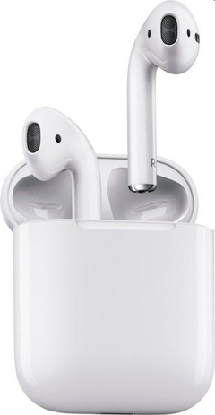 AIRPODS APPLE GENERACION 2 C/CARGA WIRELESS (Código: MRXJ2BE/A) - comprar online