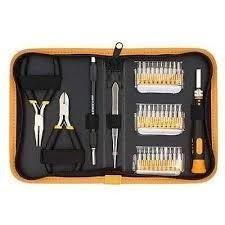 Kit de 35 (NSK5835) herramientas con destornilladores de precision
