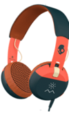 Auricular SKULLCANDY GRIND ON-EAR W/TAP TECH EXPLORE/ORANGE/NAVY