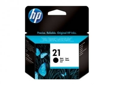 Cart HP negro C9351A original  - HP 21--