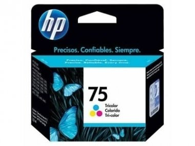 Cart HP color CB337WL original - HP 75