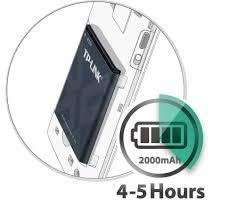TL-MR3040 Portable 3G/4G 150Mb Battery Powe - comprar online