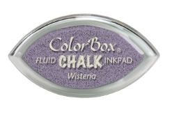 Tinta COLORBOX tipo CHALK, de Clearsnap - Color  WISTERIA