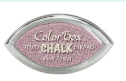 Tinta COLORBOX tipo CHALK, de Clearsnap - Color   PINK PASTEL