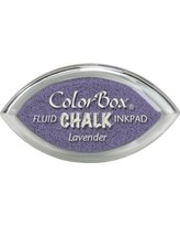 Tinta COLORBOX tipo CHALK, de Clearsnap - Color  LAVENDER
