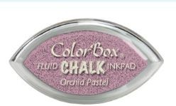 Tinta COLORBOX tipo CHALK, de Clearsnap - Color ORCHID PASTEL