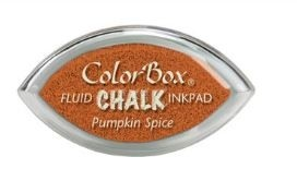 Tinta COLORBOX tipo CHALK, de Clearsnap - Color  PUMPKIN SPICE