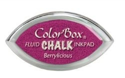 Tinta COLORBOX tipo CHALK, de Clearsnap - Color  BERRYLICIOUS