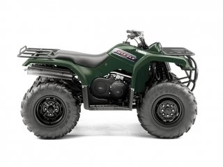 YFM350 4X4 GRIZZLY - Full Time Motos