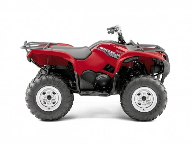YFM700 4X4 GRIZZLY - Full Time Motos