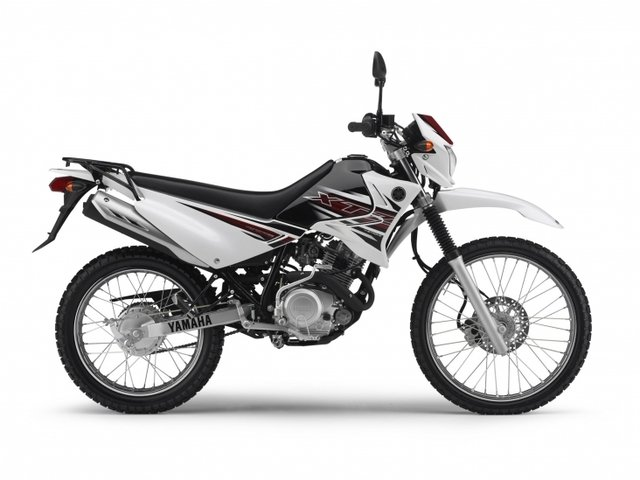 XTZ125 - Full Time Motos