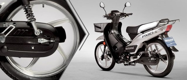 PX 110 - Full Time Motos
