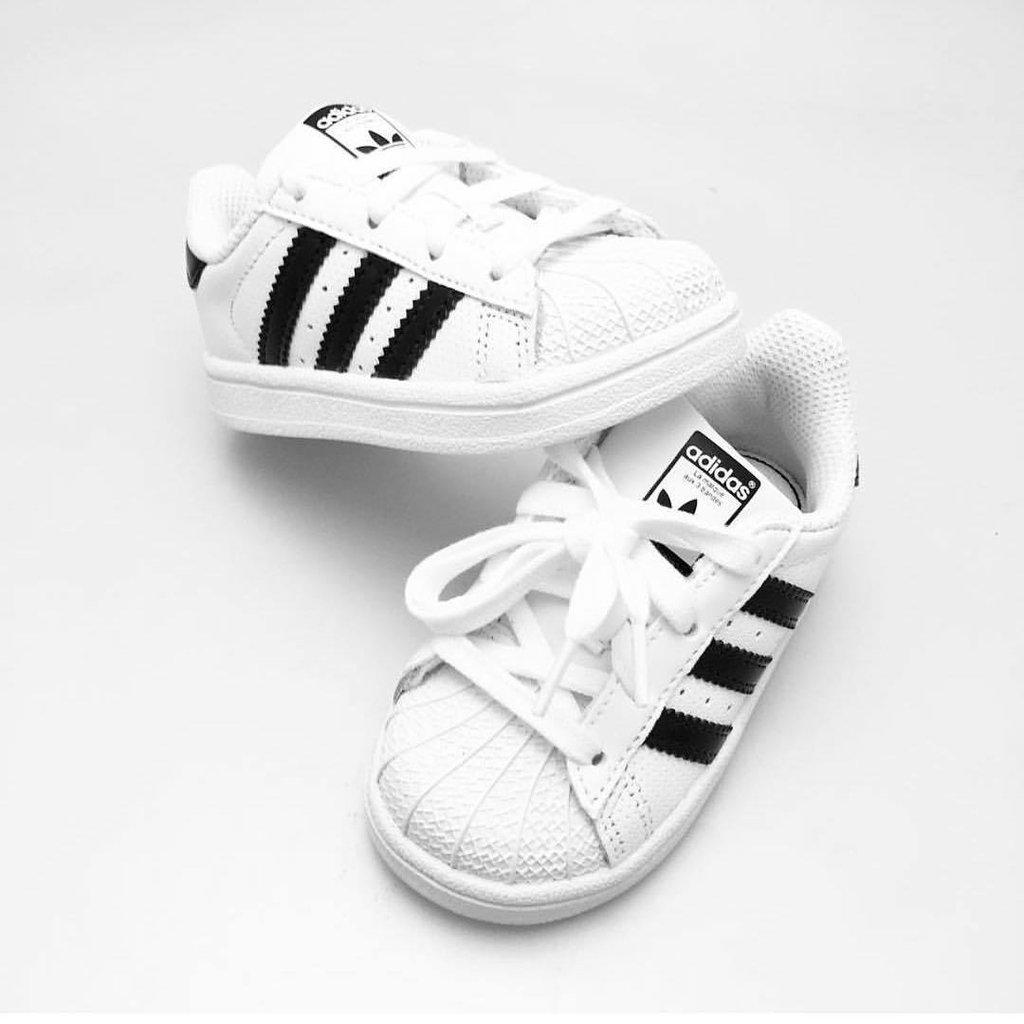 Tenis Adidas Superstar Foundation - Comprar em ChicBaby — ChicBaby 189ebff1597