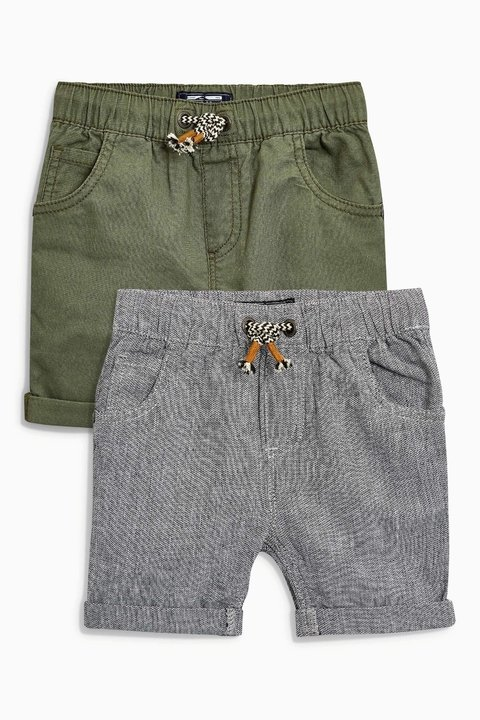 Kit 2 Bermudas Next London (várias cores) - comprar online