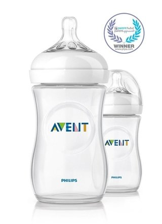 Kit 3 Mamadeiras Avent Anti-Colic