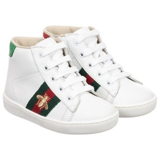 Tenis Gucci New Ace Cano Alto