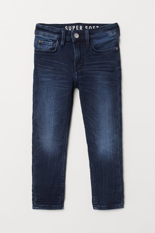 Calça Jeans Super Soft H&M London