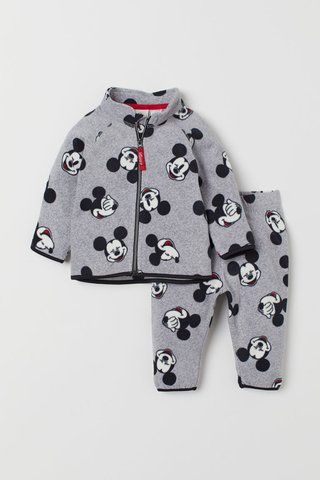 Conjunto Mickey Mouse H&M London