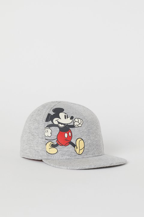 Boné Mickey Mouse for H&M London