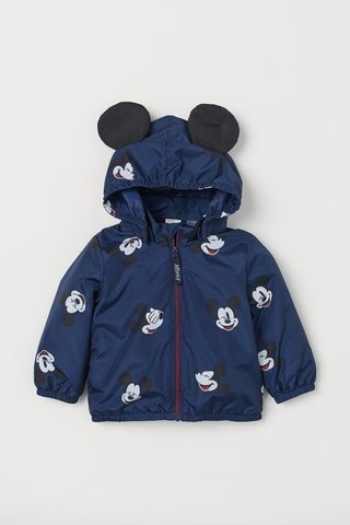 Jaqueta Mickey Mouse H&M London