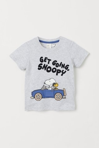 Camiseta Snoopy H&M London