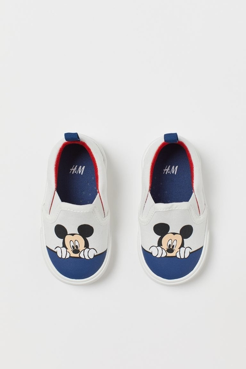 Tenis Mickey Mouse H&M London
