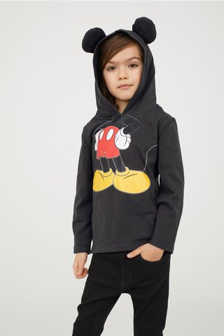 Blusa Mickey Mouse for H&M London