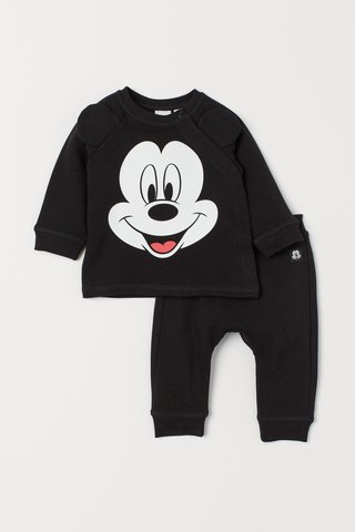Conjunto Mickey Mouse for H&M London