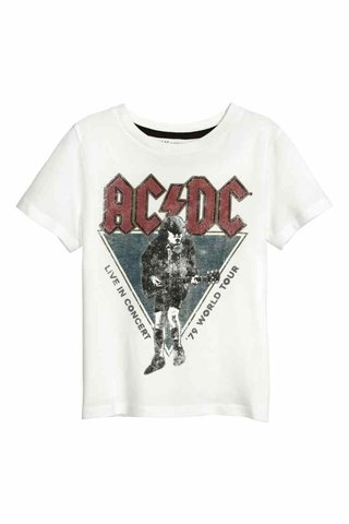 Camiseta Rock Band H&M London - comprar online