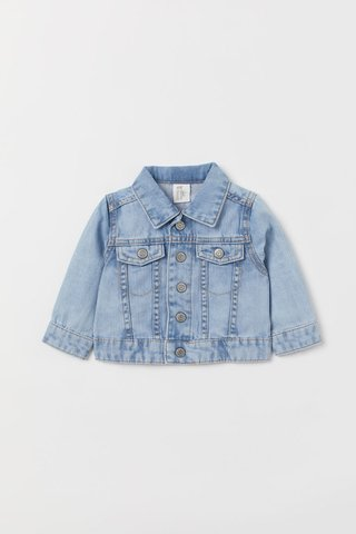 Jaqueta Jeans H&M London