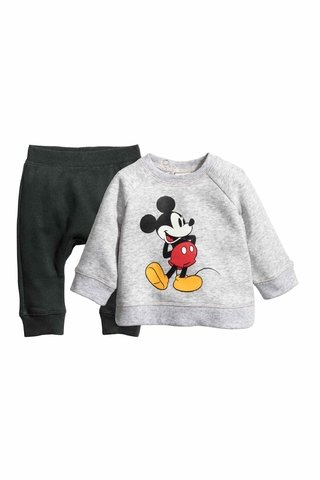 Conjunto 2 Peças Disney for H&M London