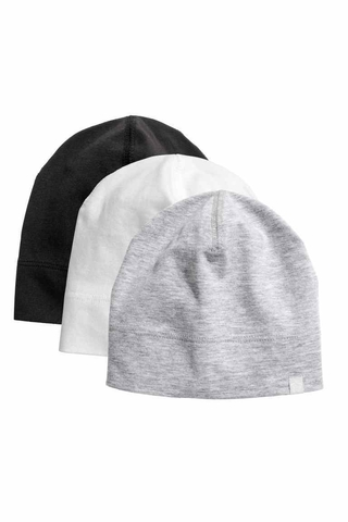 Kit 3 Gorros H&M London - comprar online