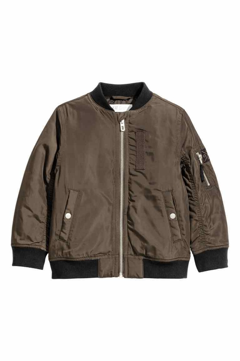 Jaqueta Bomber H&M London