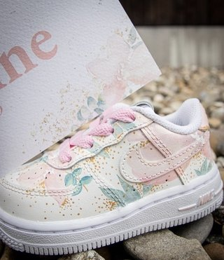 Tênis Nike Air Force One Customização R$ 990