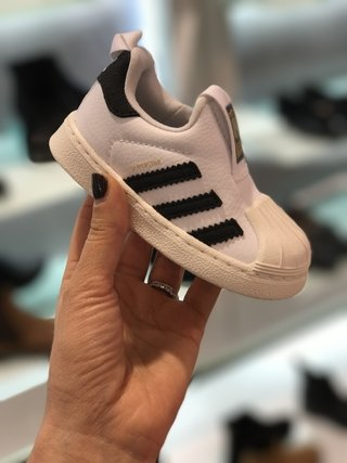 Tenis Adidas Superstar 360