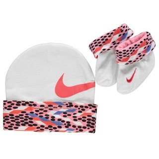 Kit Booties e Touca Nike - comprar online