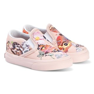 Vans Authentic Butterfly Slip-ons