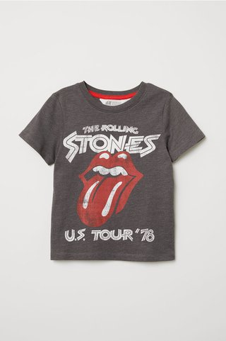 Camiseta Rolling Stones H&M London