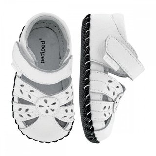 pediped Originals Tori (White Multi)
