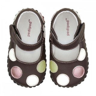 pediped Grip n Go Giselle (Chocolate)