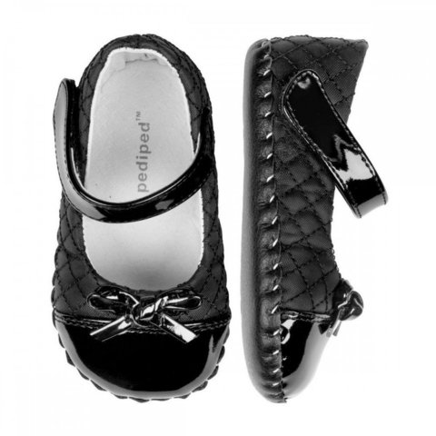 pediped Originals Naomi (Black)