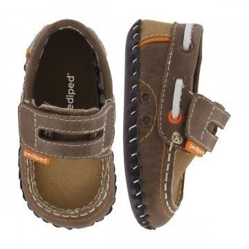 Mocassim pediped Originals Naples (Brown) - comprar online