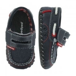 Mocassim pediped Originals Naples (Navy) - comprar online